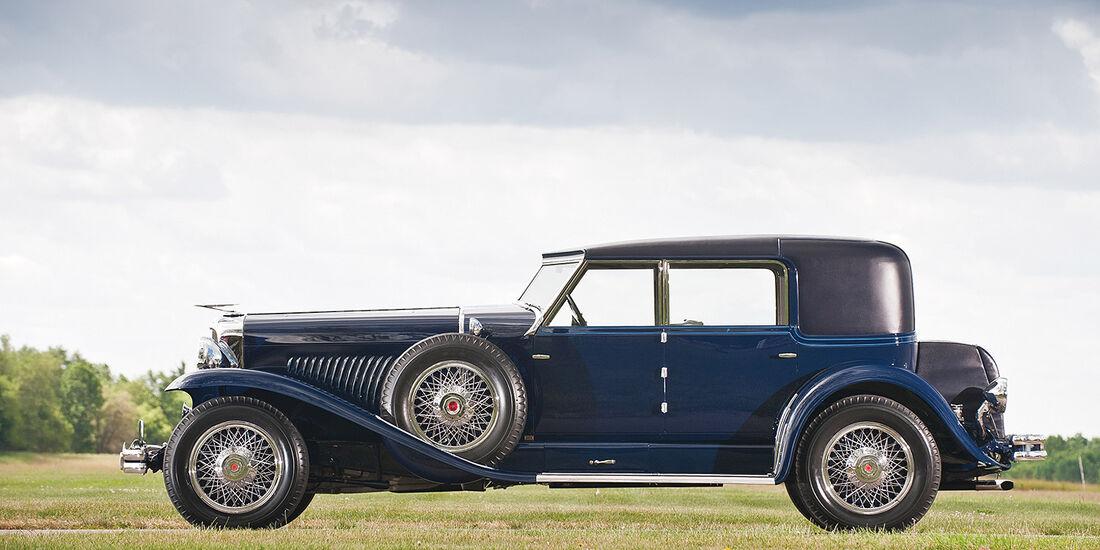 1929er Duesenberg Model J Sport Sedan by The Walter M. Murphy Co.
