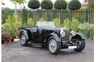 1930er Aston Martin International 1 ½ Litre Open Tourer,
