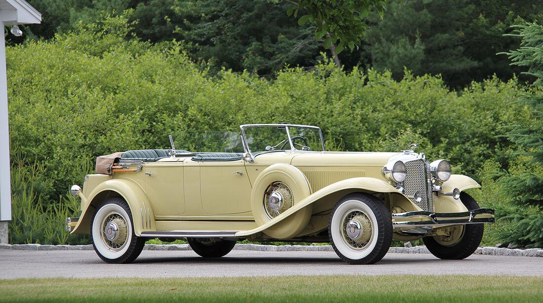 1931er Chrysler CG Imperial Dual Cowl Phaeton by LeBaron