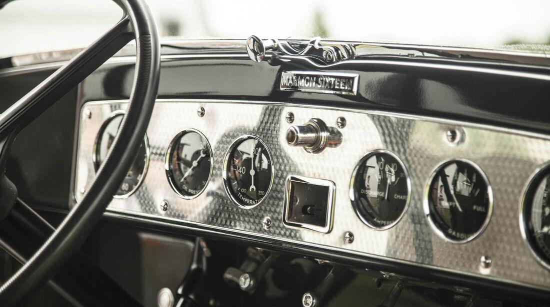 1932er Marmon V16 Victoria Coupé