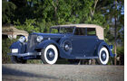 1934 Lincoln Model KB Convertible Sedan