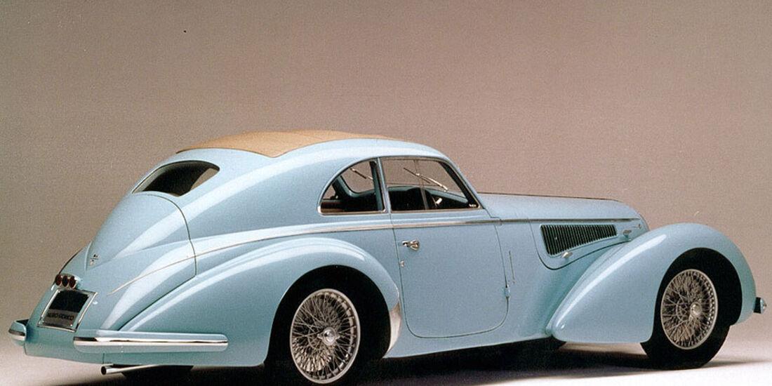 1935 Alfa Romeo 8C 2900 B Lungo