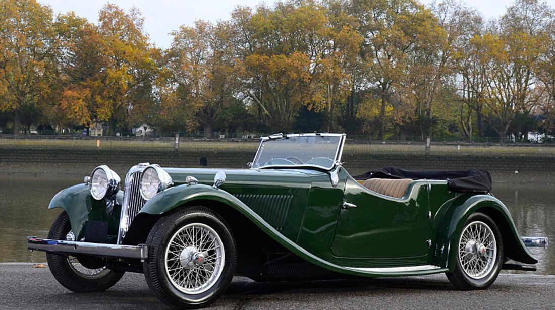 1935er SS1 Tourer