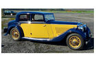 1936er Bentley 4¼-Litre Sports Saloon
