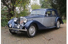 1936er MG SA Sports Saloon