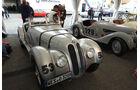 1937 BMW 328 - Monterey Motorsports Reunion 2016 - Laguna Seca