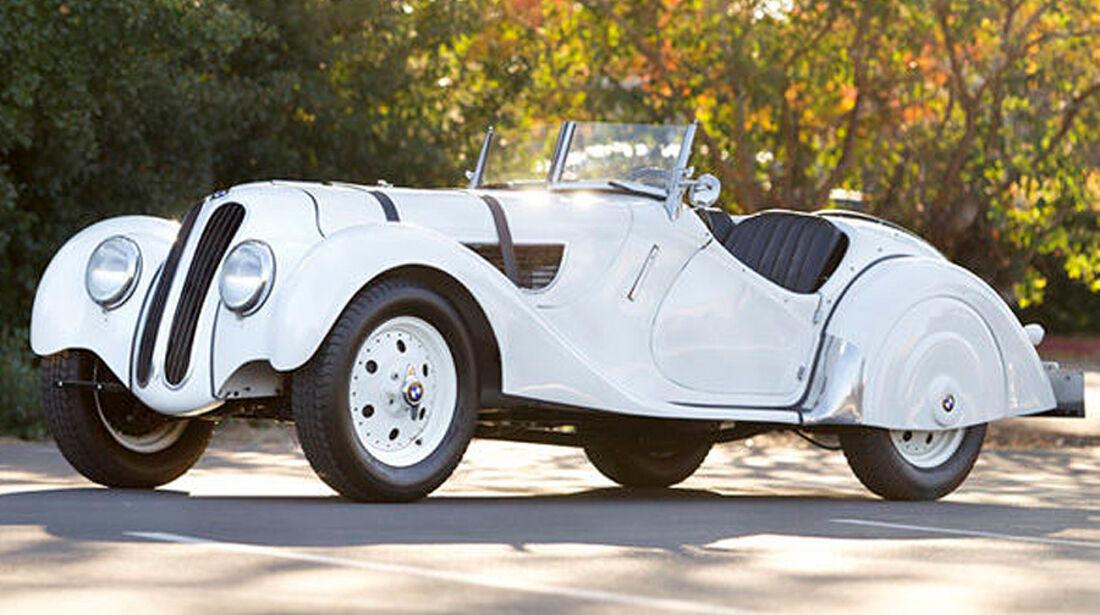 1937 BMW 328 Roadster