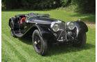 1937er Jaguar SS100 2 ½ Litre