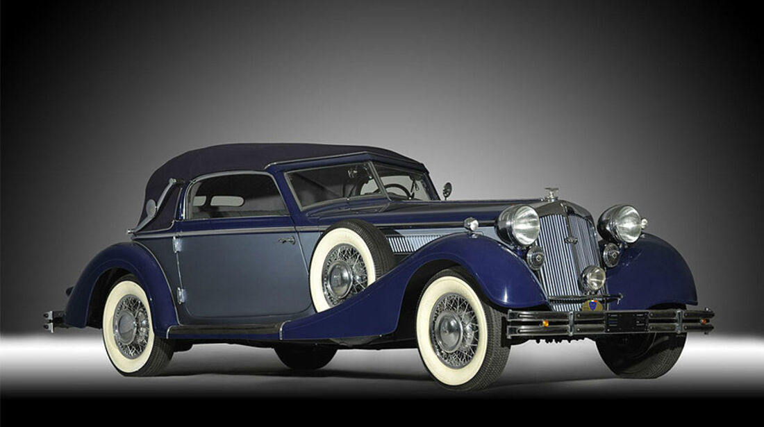 1938 Horch 853 Cabriolet