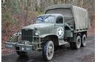 1942  GMC  352 Military Truck