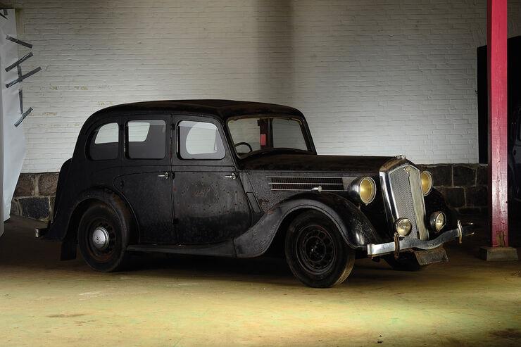 1946er Wolseley 18/85 Saloon
