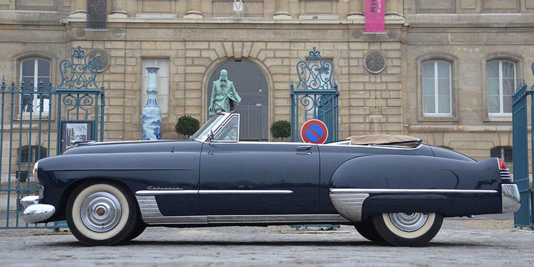 1948 Cadillac Series 62 cabriolet