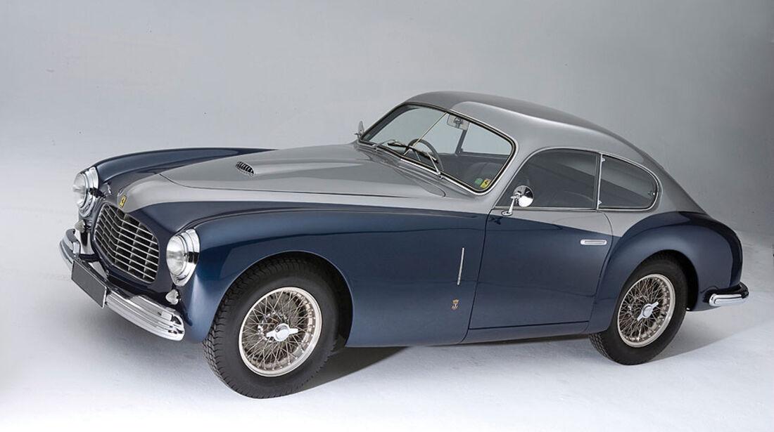 1949er Ferrari 166 Inter Coupé