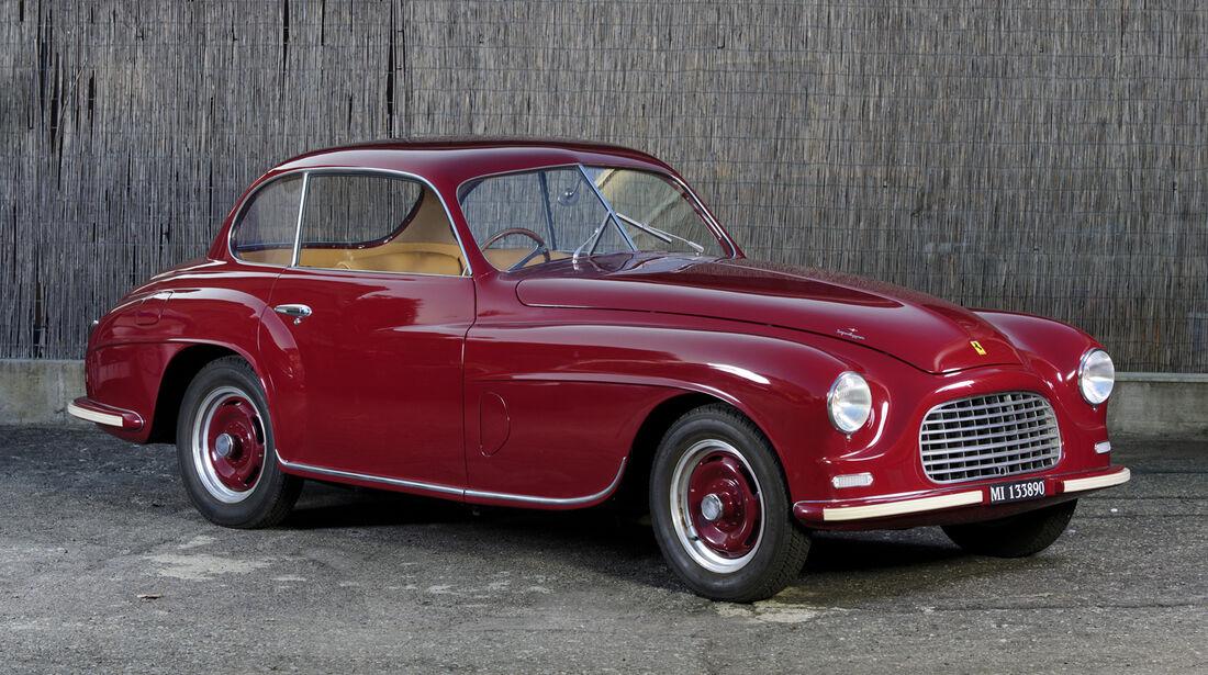 1949er Ferrari 166 Inter Coupe