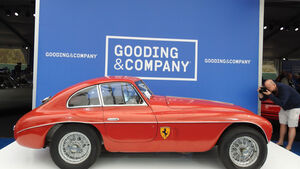 1950 Ferrari 166 MM Berlinetta - Pebble Beach 2016 - Gooding & Company