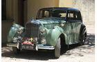 1950er Bentley MkVI 4¼-Litre 'Standard Steel' Saloon