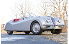 1950er Jaguar XK120 Alloy Roadster