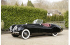 1952 Jaguar XK120 Roadster.