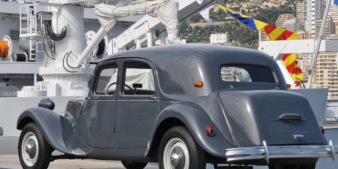 1952er Citroën Traction 11B