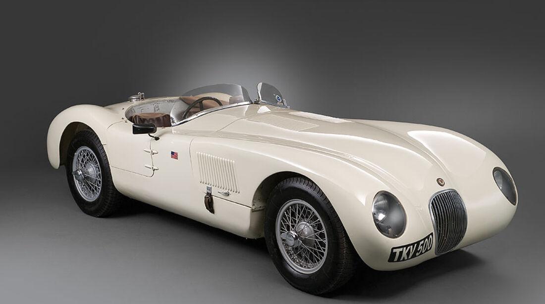 1952er Jaguar C-Type