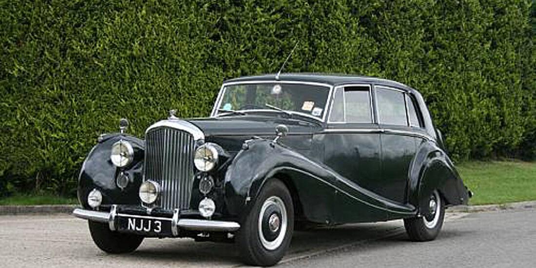 1953 Bentley R-Type 4½-Litre Saloon