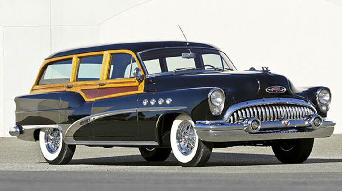 1953 Buick Roadmaster Estate Wagon