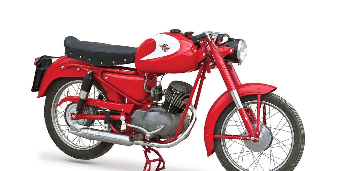 1955 Ducati 125 Sport RM Auctions Monaco 2012