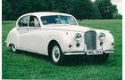 1955er Jaguar MkVIIM Saloon