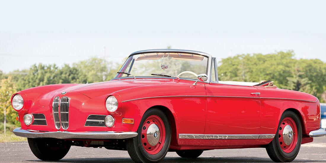 1956er BMW 503 Series I Cabriolet