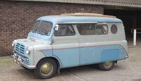 1957 Bedford CA Dormobile Camper Van Chassis.