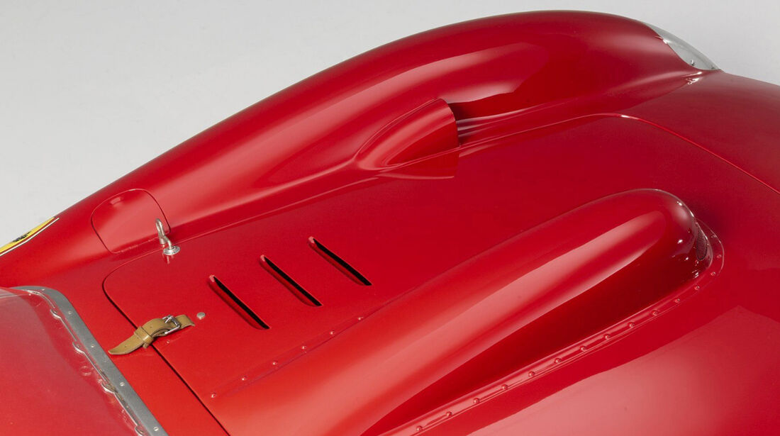 1957er Ferrari 335 SPORT SCAGLIETTI