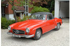 1958er Mercedes-Benz 190SL Roadster