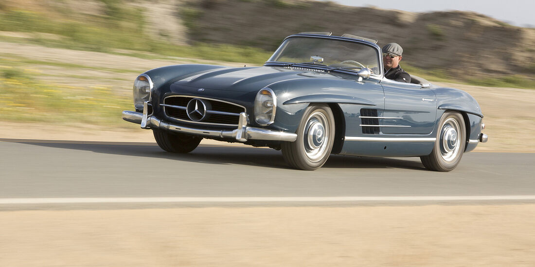 1958er Mercedes-Benz 300SL Roadster