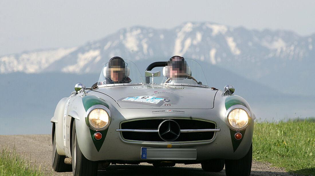 1959 Mercedes-Benz 190 SLR Recreation