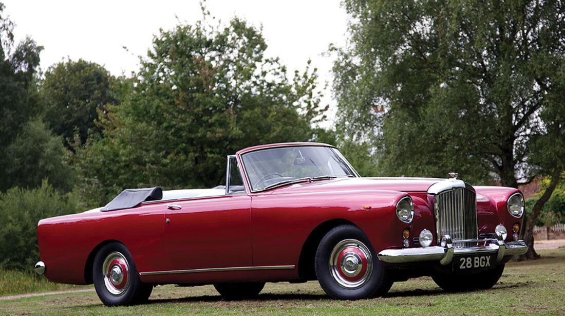 1960er Bentley S2 Continental Drophead Coupé