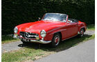 1960er Mercedes-Benz 190SL Roadster