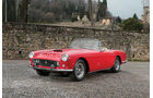 1961 Ferrari 250 GT Series II Cabriolet by Pininfarina.