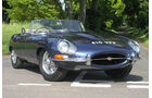1961er Jaguar E-Type Series I 'Flat Floor' 3.8-Litre Roadster