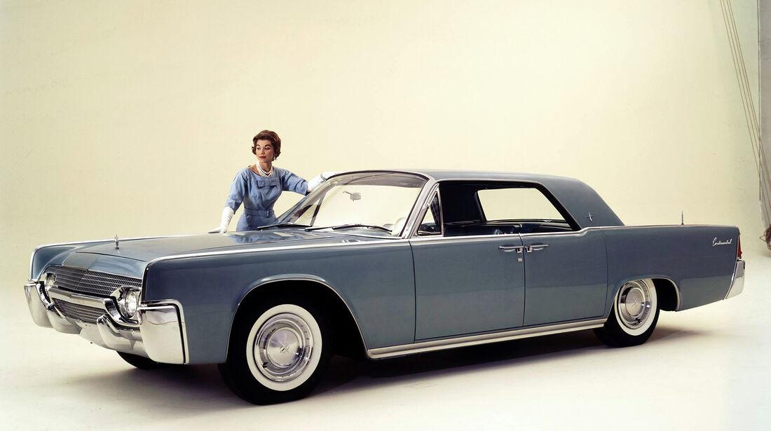 1961er Lincoln Continental Sedan