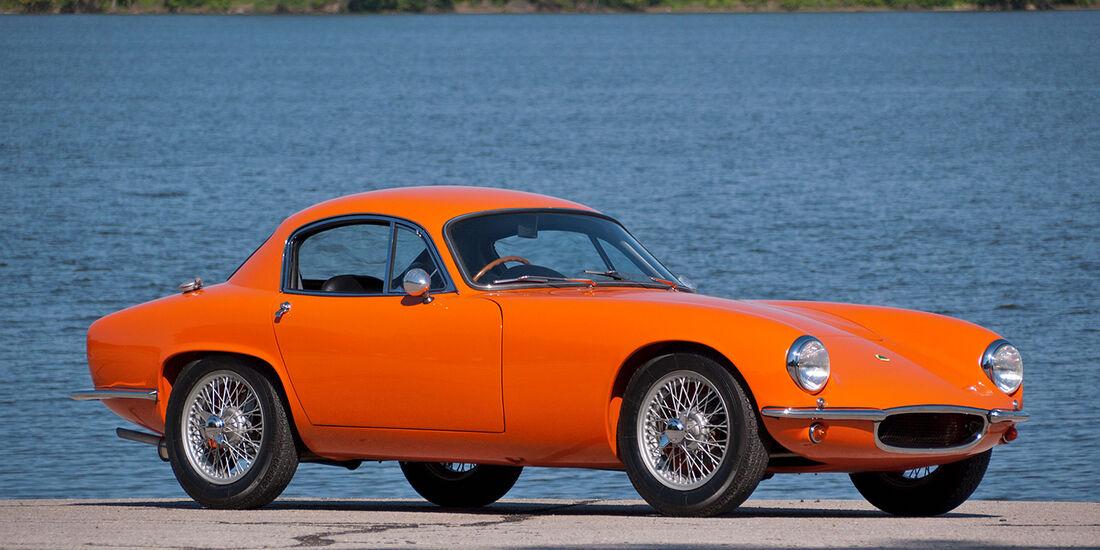 1961er Lotus Elite Series II Coupe