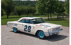 1963er Ford Galaxy Holman & Moody NASCAR Race Car