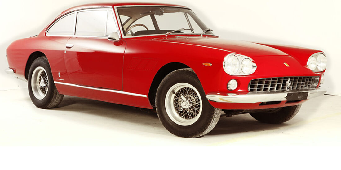 1964er Ferrari 330GT 2+2 Series 2 Berlinetta