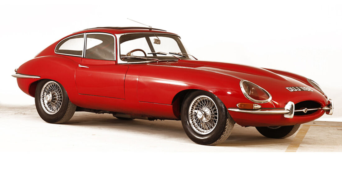 1964er Jaguar Series 1 3.8-Litre Coupé