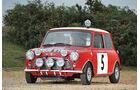 1964er Mini Cooper 1,275S Rally Saloon
