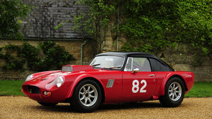 1965er Ginetta-Ford G10 V8 Zweitsitzer Competition Coupé