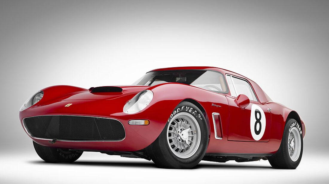 1965er Strale Daytona 6000GT Prototype