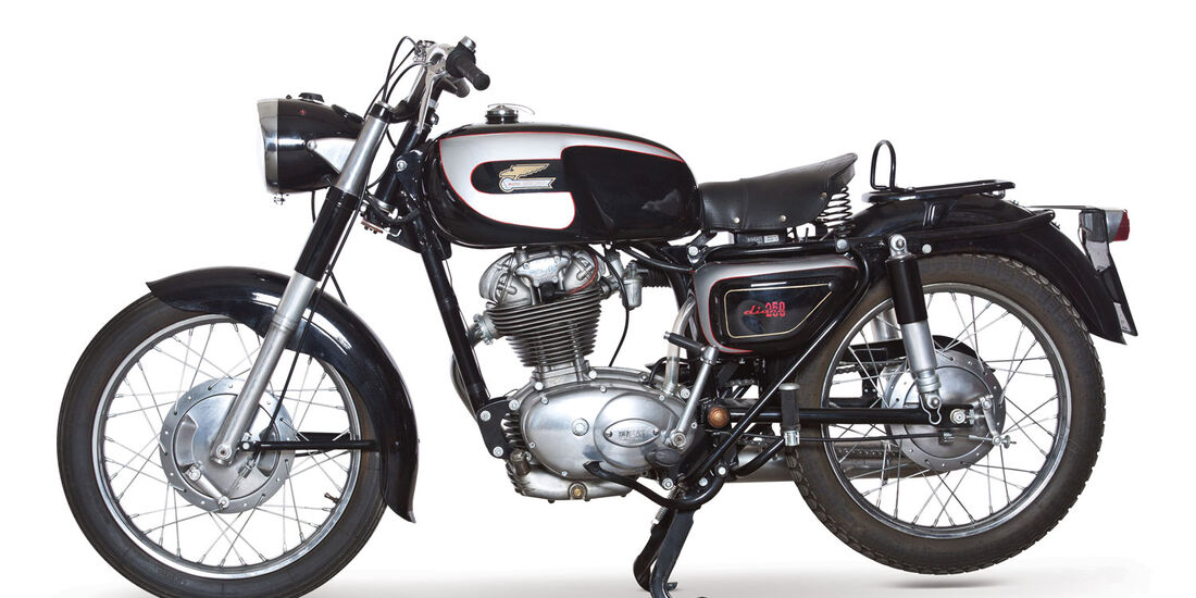 1966 Ducati 250 Diana RM Auctions Monaco 2012