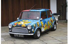 1966er Morris Mini 'Simpsons' Saloon