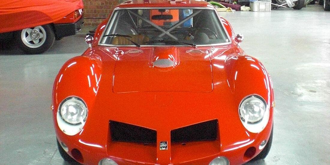 1967 Iso Rivolta Breadvan GTO Competition