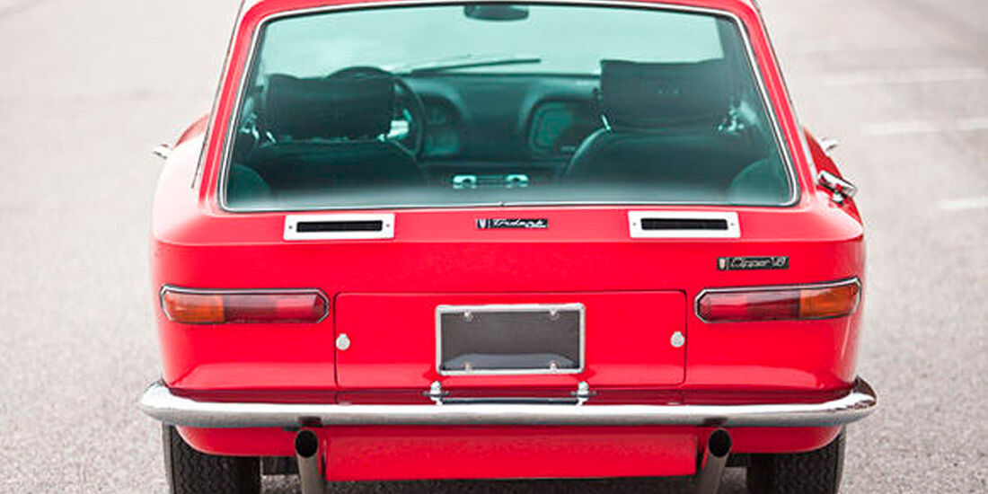 1967 Trident Clipper V8
